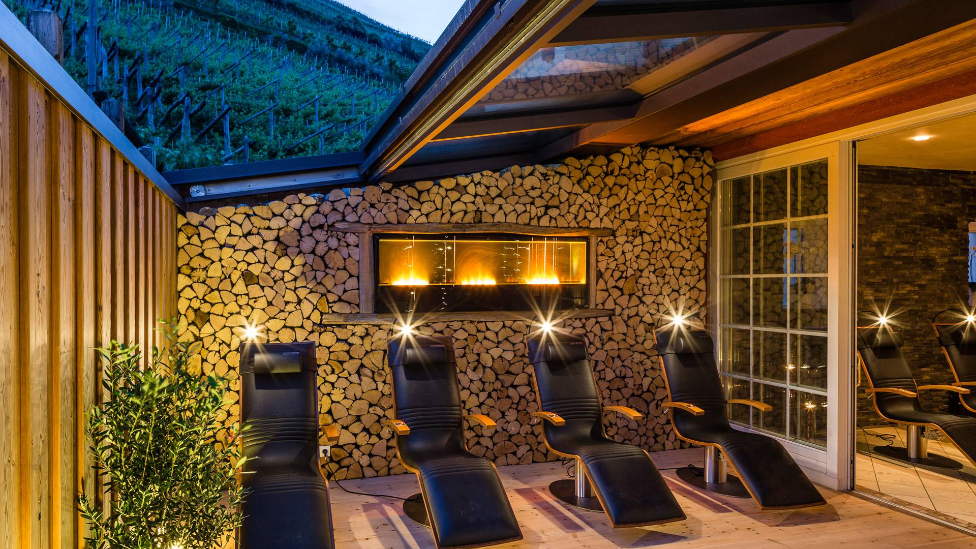 Wellness und beauty im wellnesshotel in s dtirol for Designhotel wellness