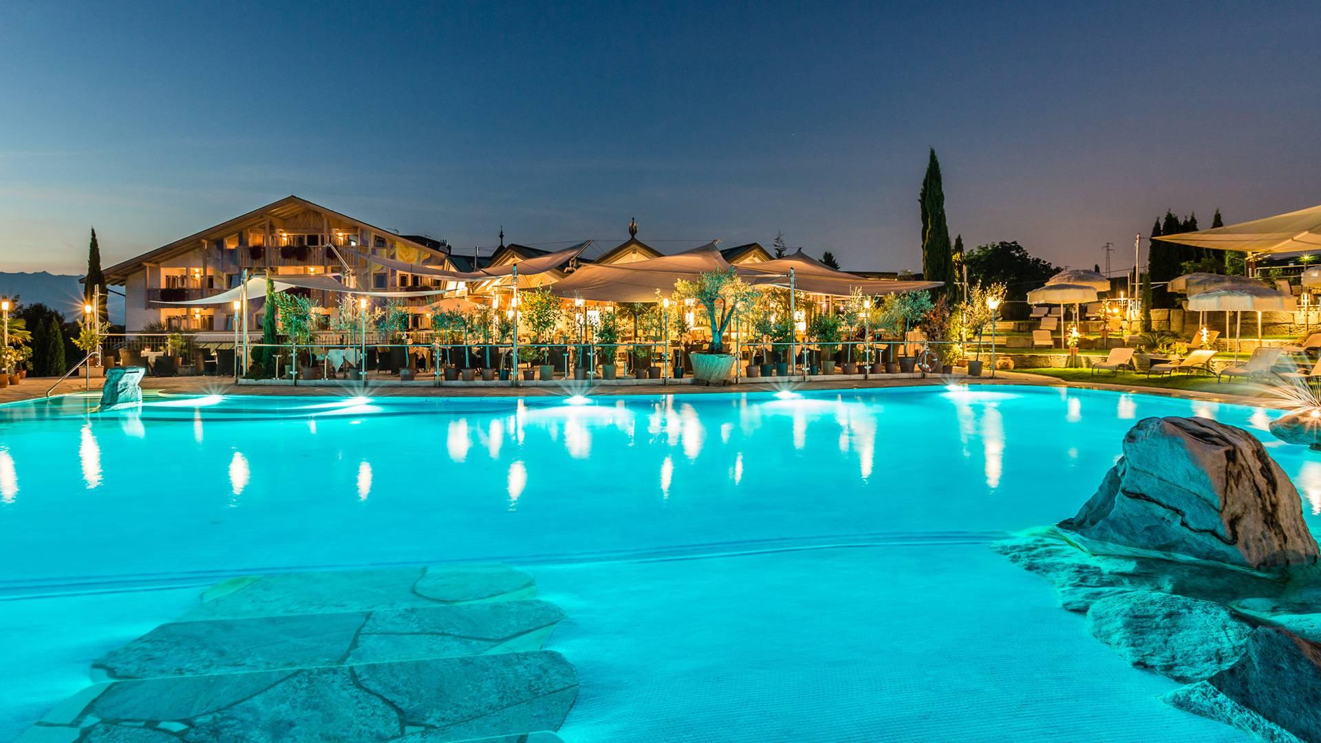 Wellneb Hotel Alto Adige  Stelle