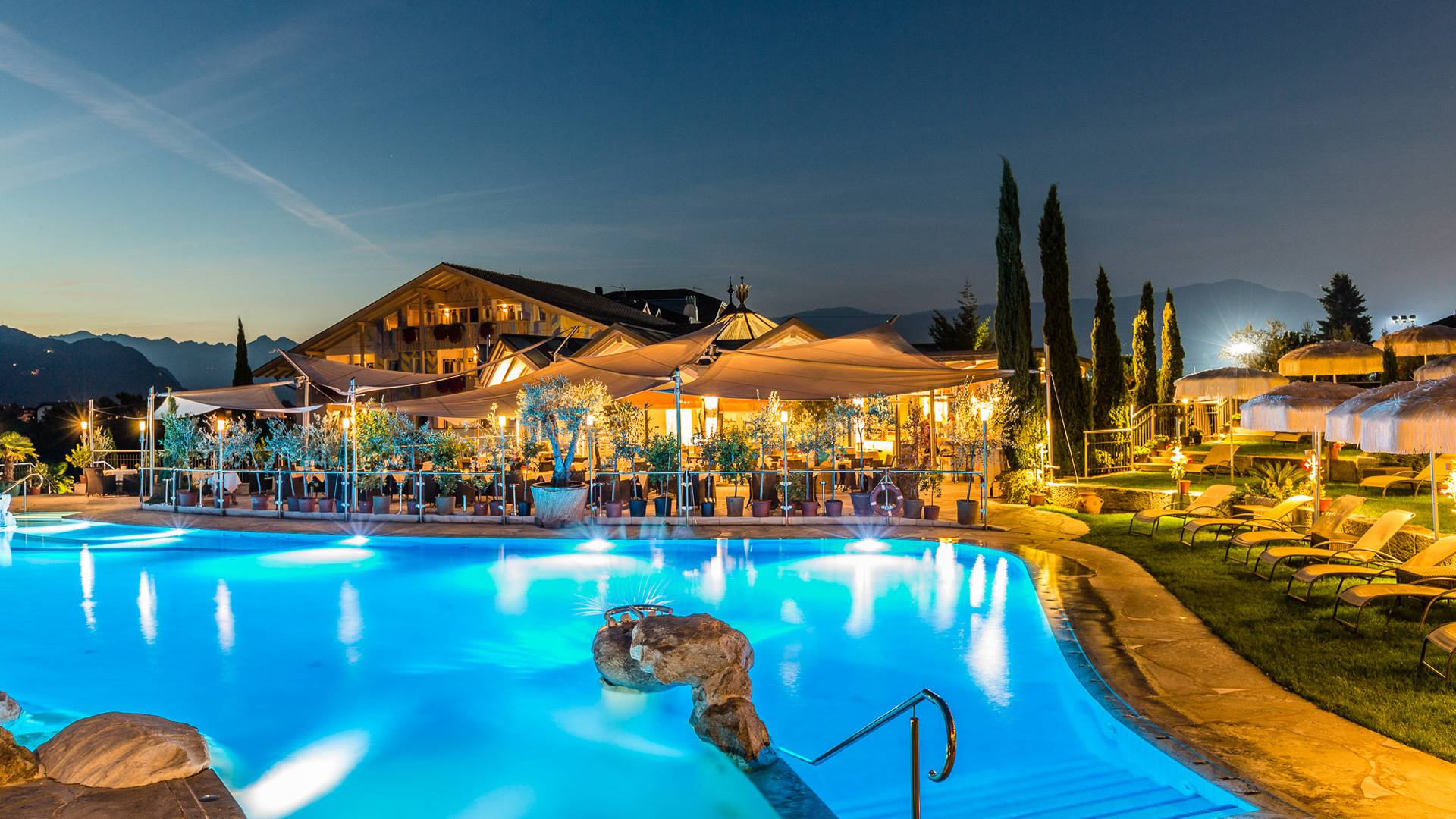 Welcome to your dream holiday at the 5 star hotel in appiano eppan
