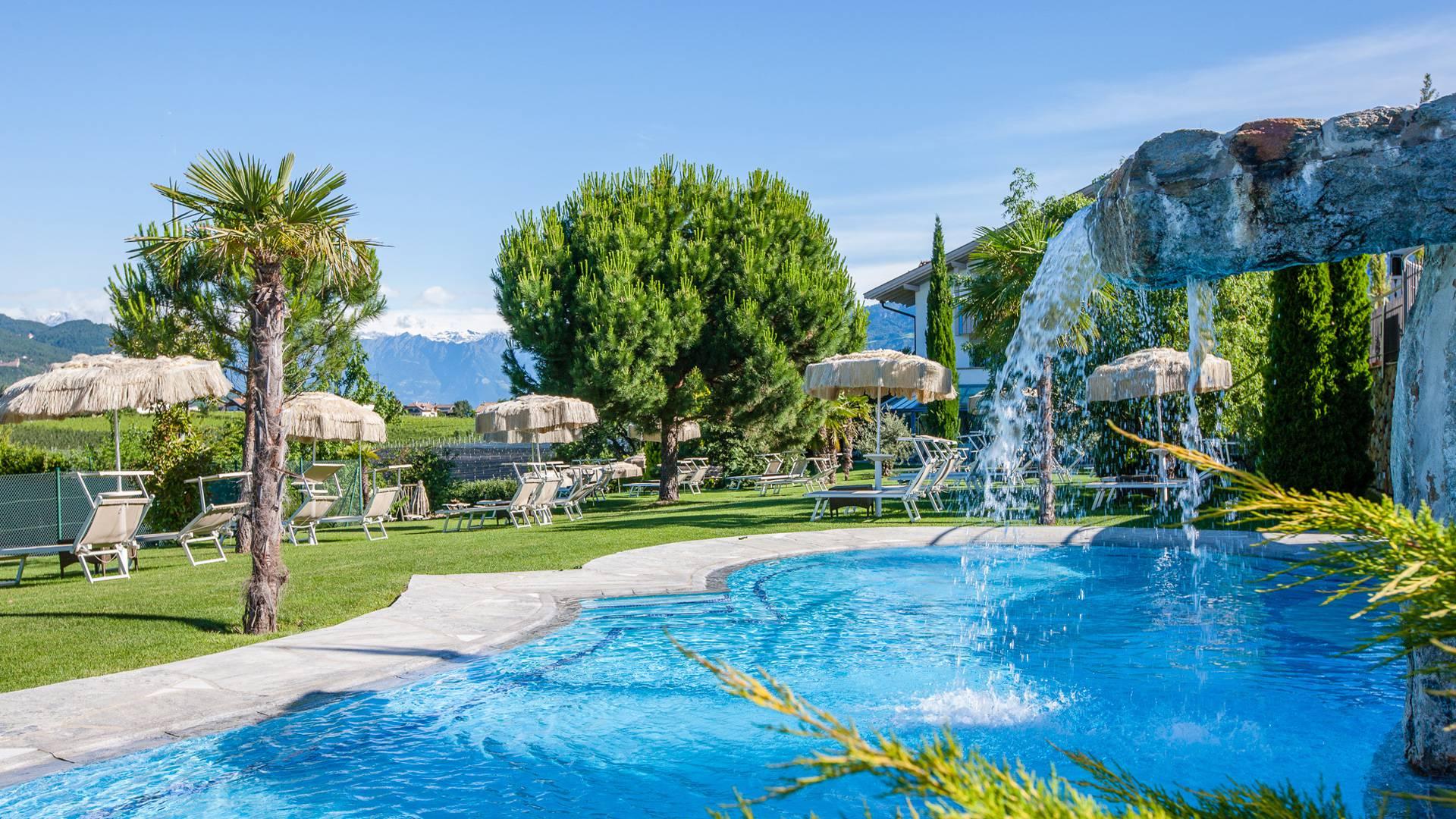 Family Hotel Alto Adige Con Piscina